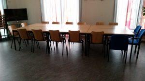 Zaal 3, 35 personen
